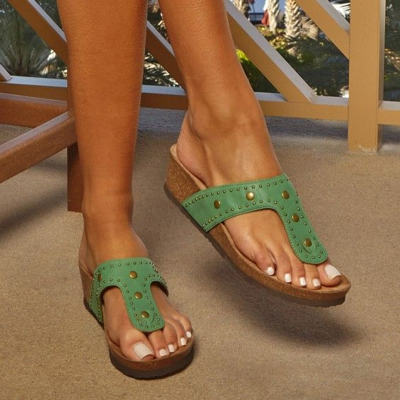 Pastels are IN! Inspire the fashionista in you with these stylish sandals. Rialto Shoes Brielle Mint Sandal Rialto https://www.rialtoshoes.com/rialto-by-white-mountain-shoes-spring-arrivals/rialto-shoes-brielle-mint-sandal.html