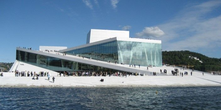 VisitOslo.com - The Norwegian Opera & Ballet