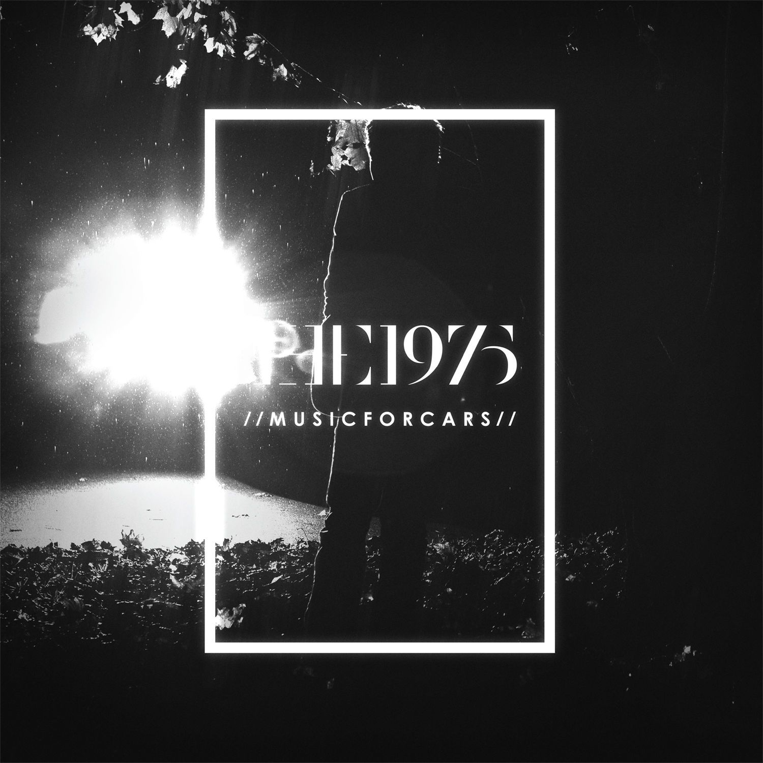 Music For Cars Ep The 1975 Me The 1975 Music Poster