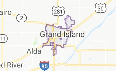 grand island nebraska map Map Of Grand Island Nebraska Grand Island Grand Island Nebraska grand island nebraska map