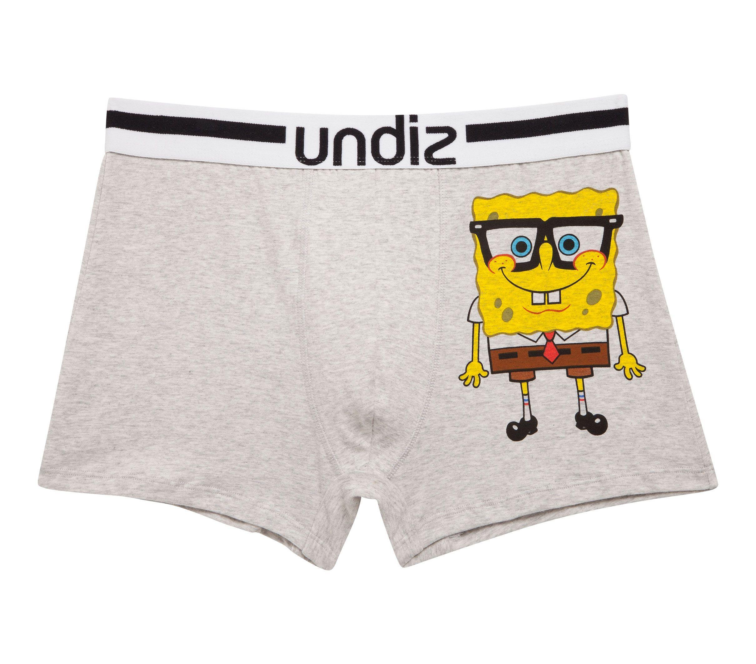 d807827d3f15cb Undiz x SpongeBob  Boxer Homme   Styles D automne   Pinterest ...