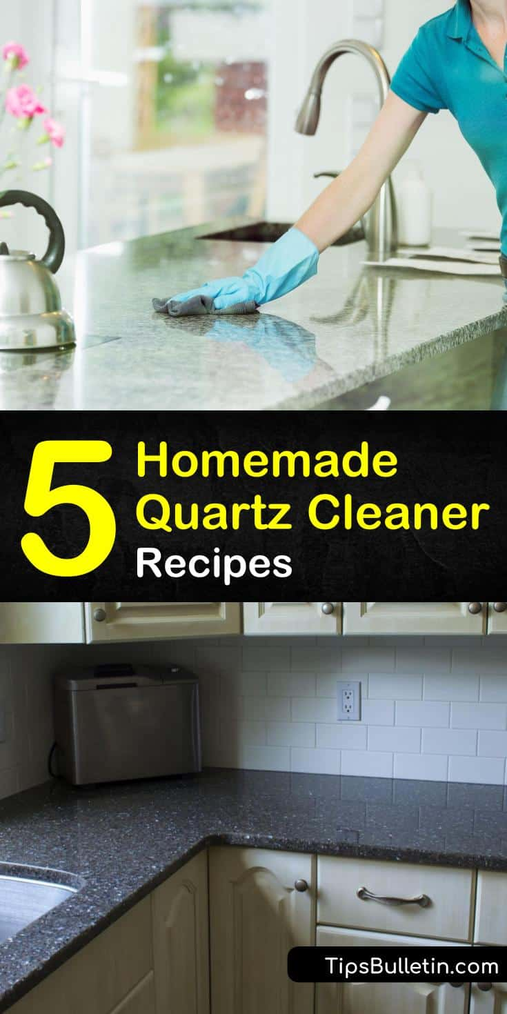 5 Simple Homemade Quartz Cleaner Recipes Quartz cleaner
