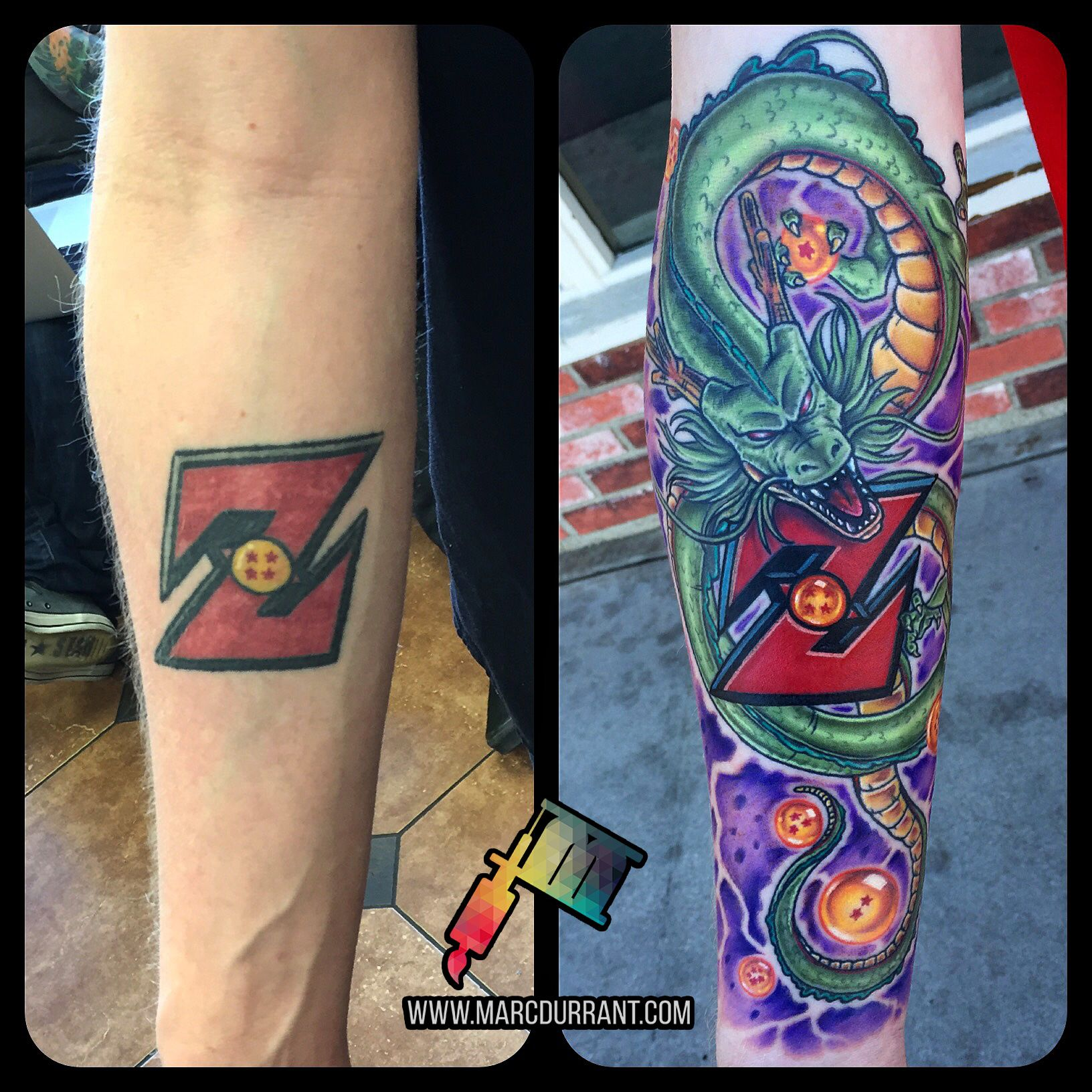 Dragon Ball Z Eternal Dragon Fix Up Done By Me, Marc