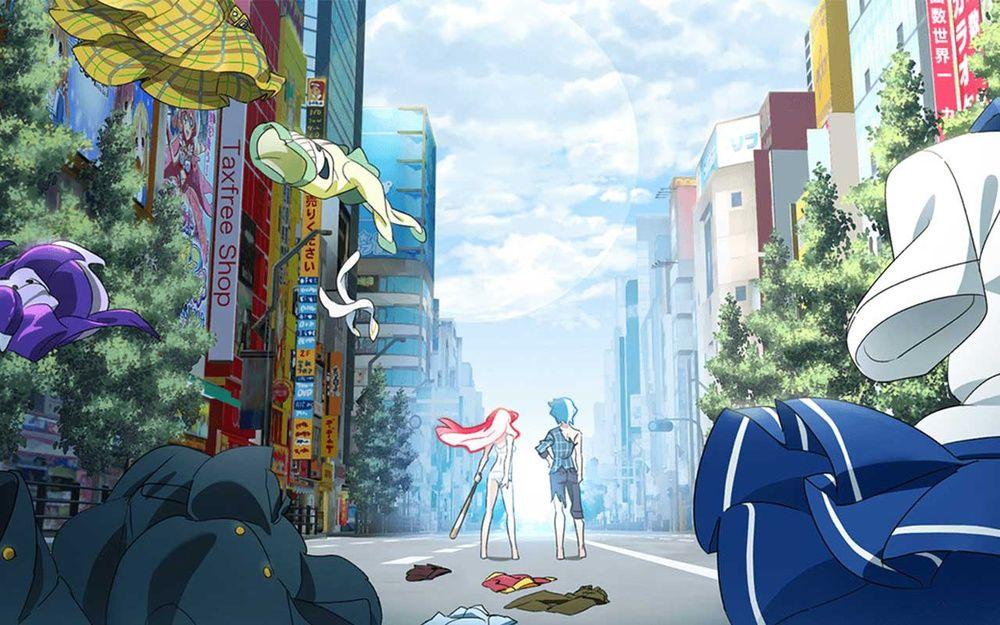 2017年上映!「秋叶原之旅」第1弹PV公开 Akiba's trip the animation