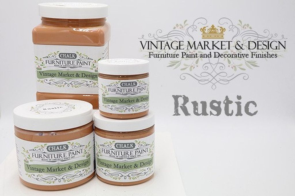 Rustic - Vintage Market & Design® Furniture Paint