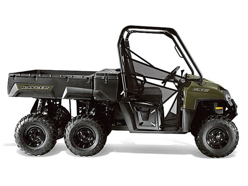 Polaris Ranger 800 6x6 Car Tuning