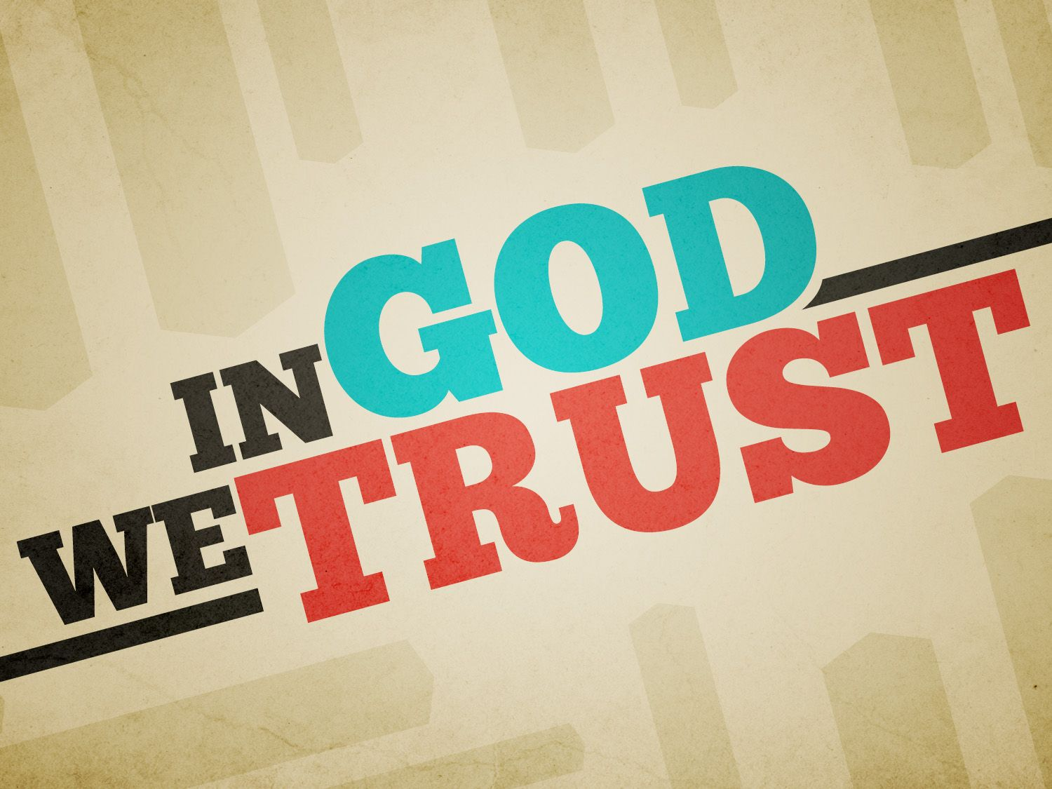 In God We Trust Quotes Of Faith Peace Love Missions Reflection