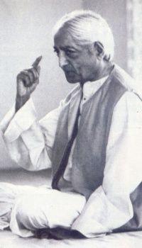 Krishnamurti Jiddu Krishnamurti Spiritual Teachers Freedom From The Known
