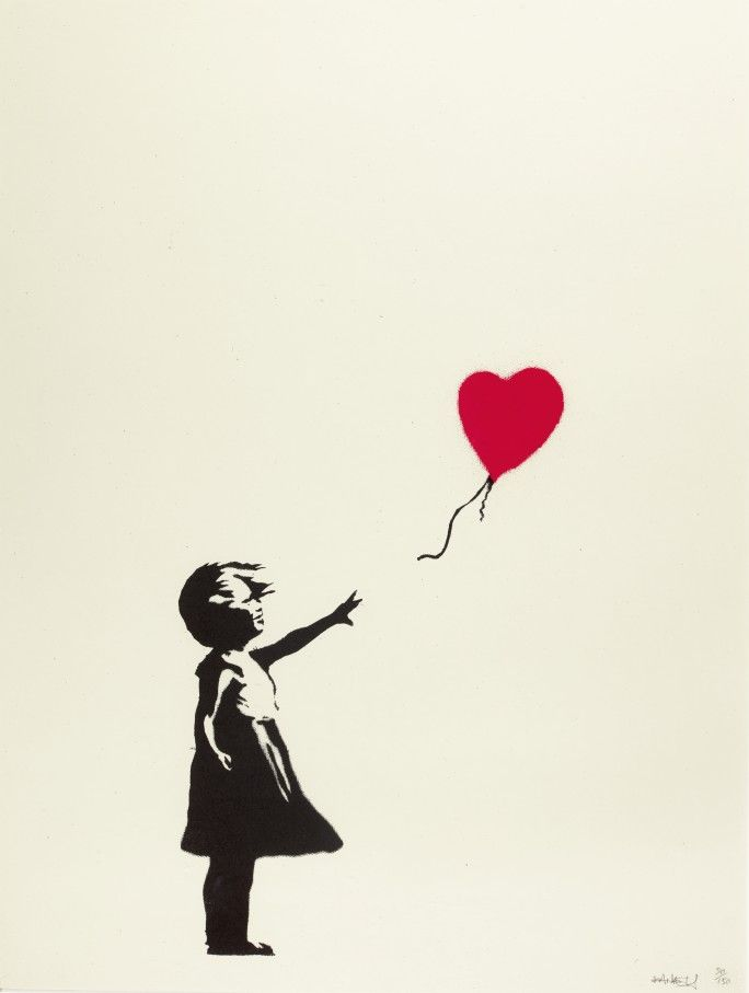 Banksy Screenprints Are as Resonant as Ever