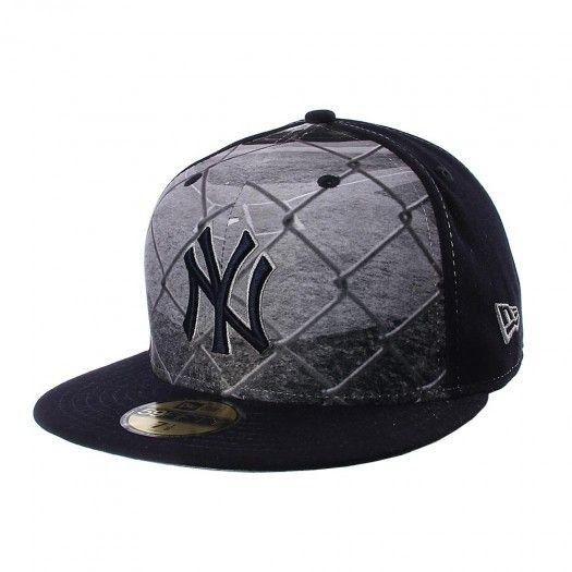 Apoya al equipo de New York con un look atlético portando la Gorra New Era  Round 2a32796e4c9