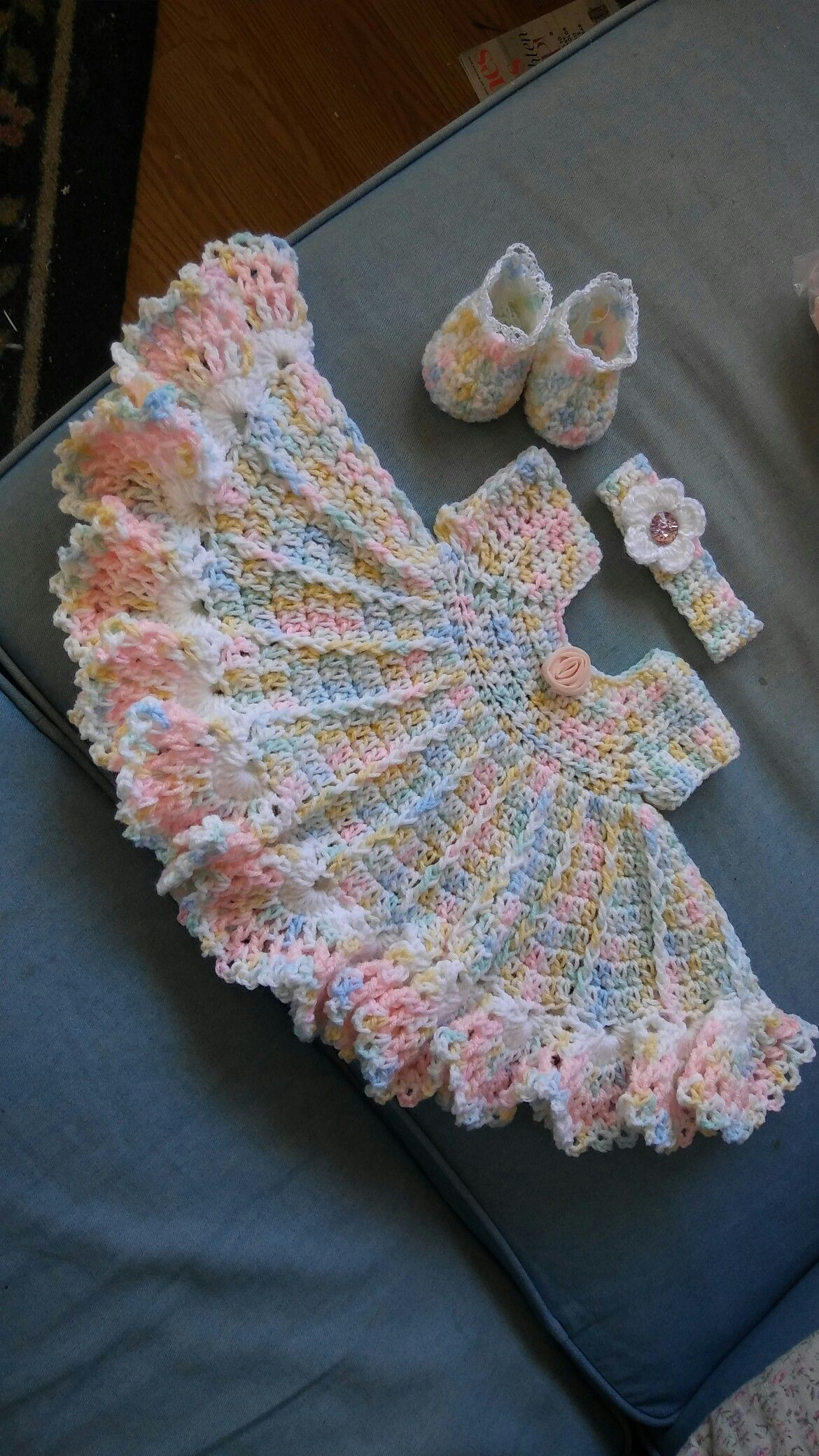 Camila | Vestido de bebé | Pinterest | Babys und Häkeln