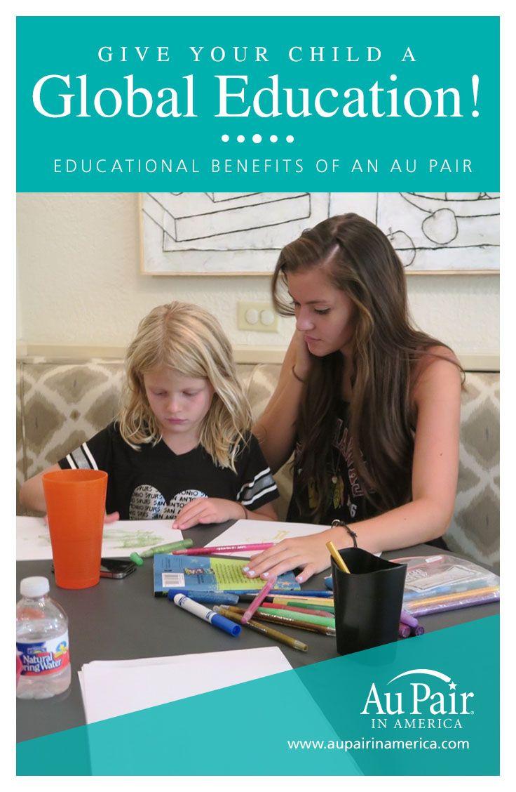 Educational Benefits Au pair, Education, Student performance