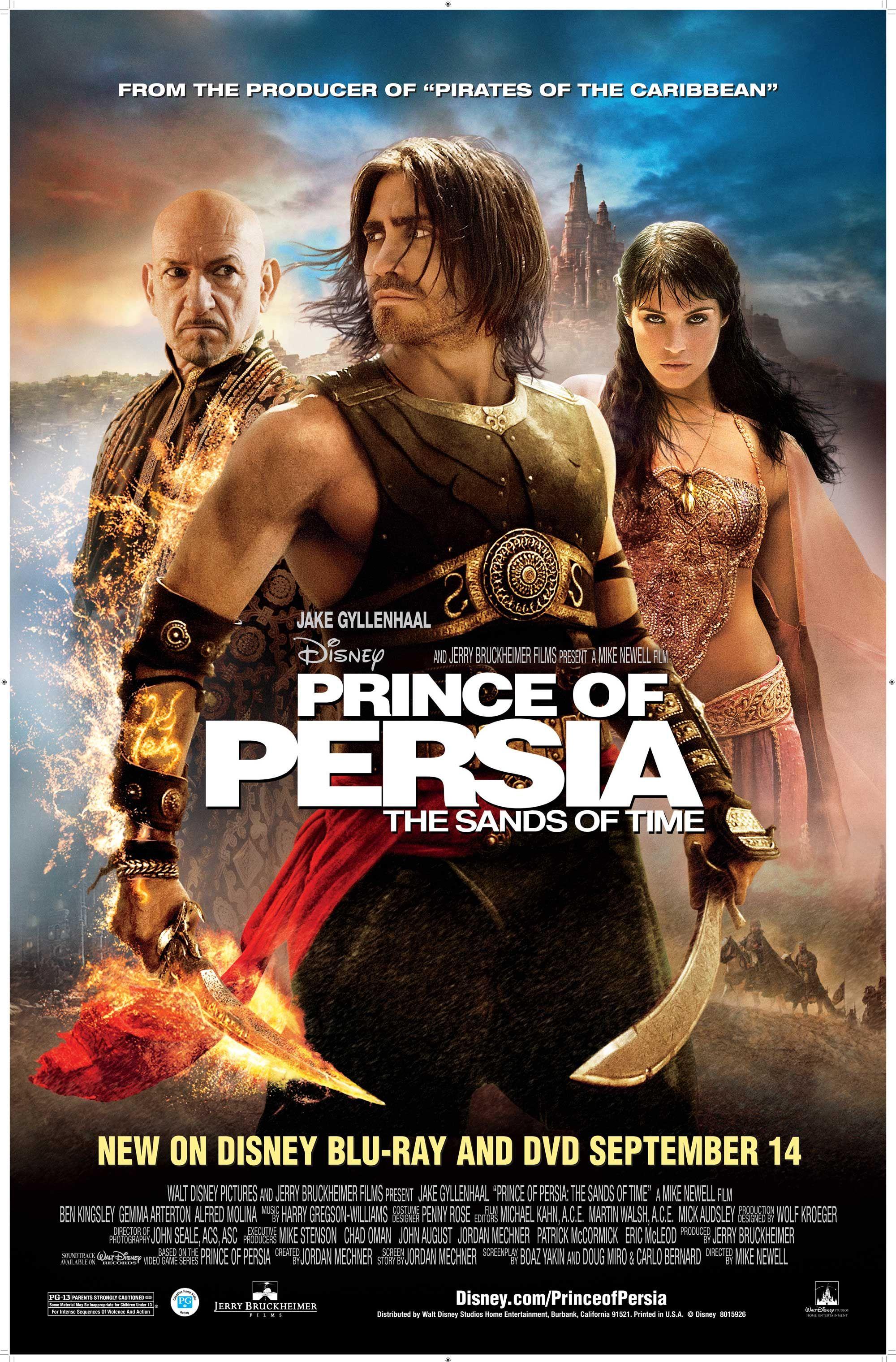 Actually A Good Movie Capas De Filmes Prince Of Persia