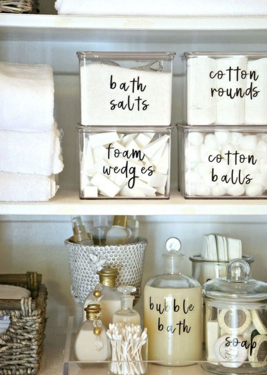 40 Home Organization Ideas That'll Make Your Life Easy