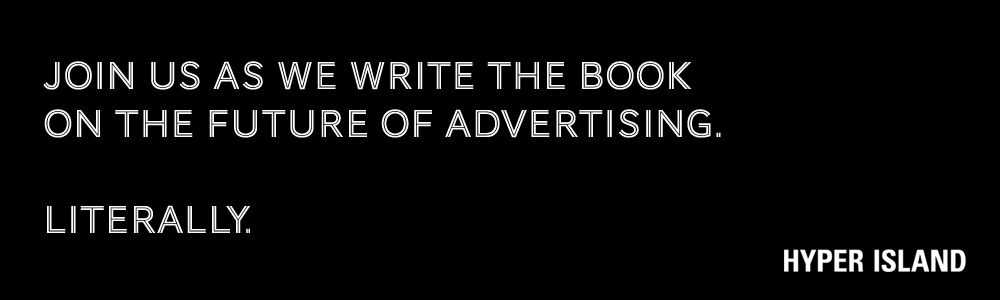 Hyper Island | Writing the Book on the Future of Advertising
