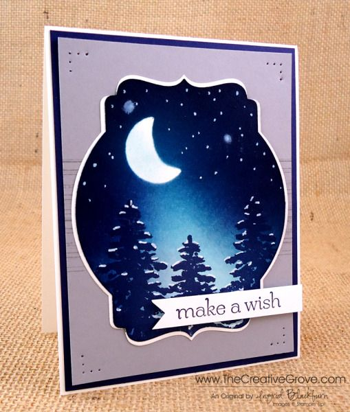 Make a wish tonight by nyingrid cards and paper crafts