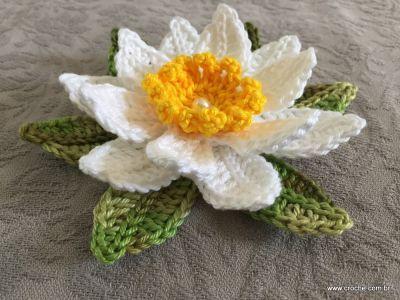 Flor de lotus passo a passo (118)