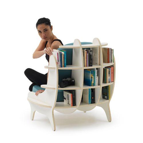 Chair   Shelf   YOY | Naoki Ono + Yuki Yamamoto For Campeggi Good Ideas