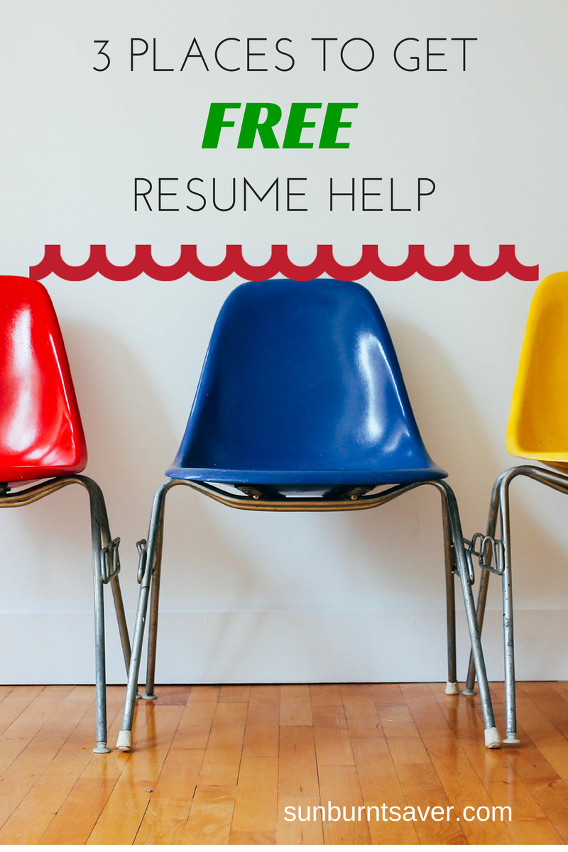 3 places to get free resume help resume help free resume and