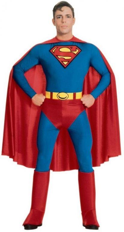 Men s Superman Costume RU88021  13d06b4f9178