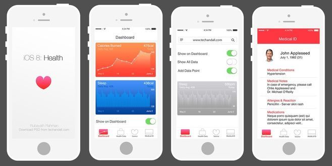HealthKit and Google Fit Can Teach You How to Develop