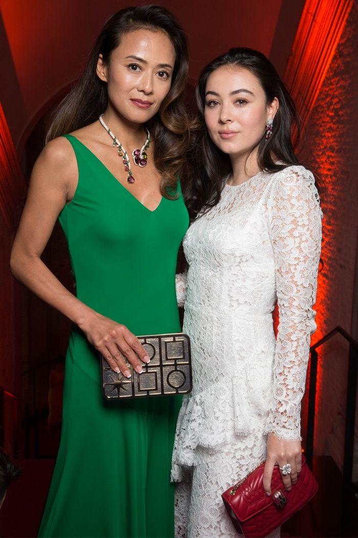 画像1/2) 後藤久美子&長女・エレナ、セレブが集うパーティーへ ...