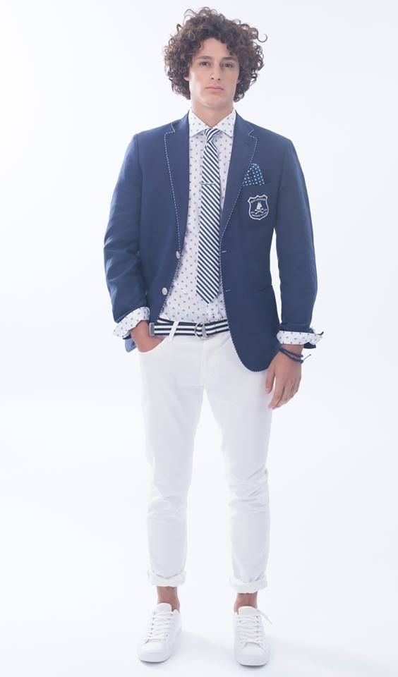 Nick Graham Spring Summer 2016 Collection