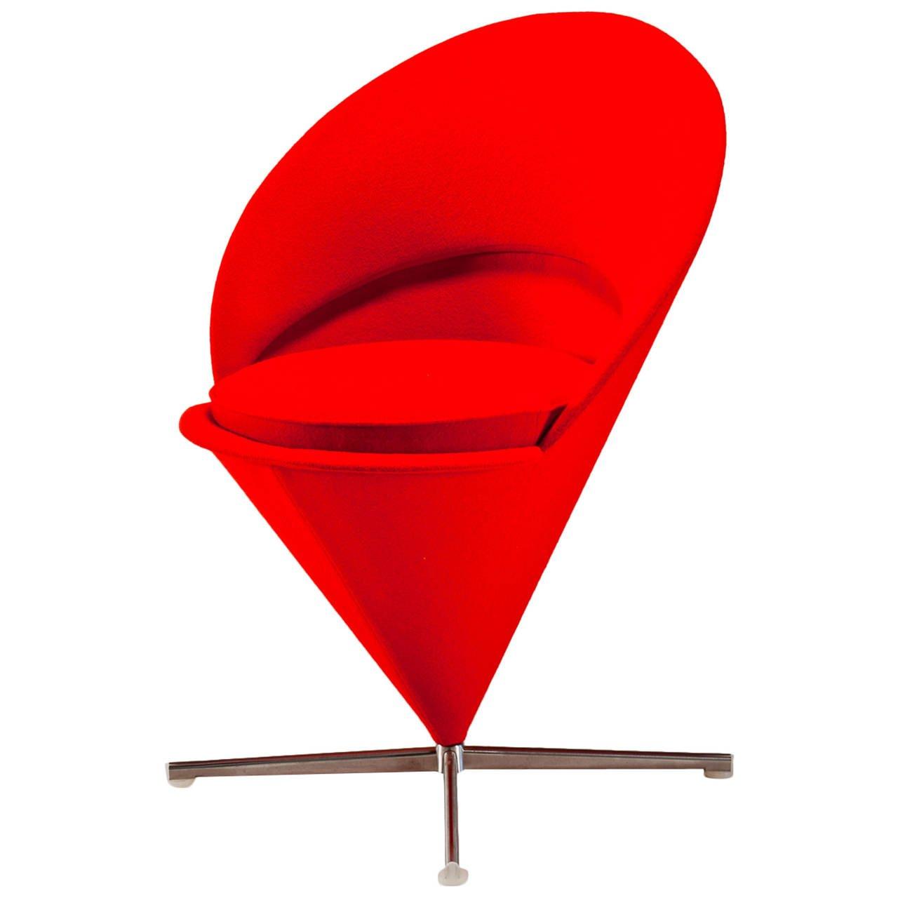 Cone Chair By Verner Panton Vitra Design Museum Vitra Design Museum Vitra Design Design Museum