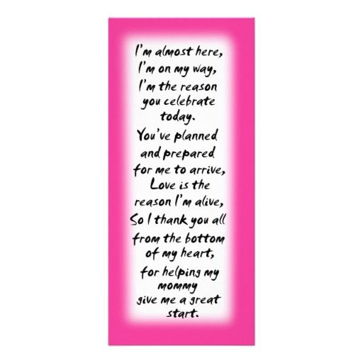 Baby Shower Girl Place Cards Inspirational Quotes Baby Shower