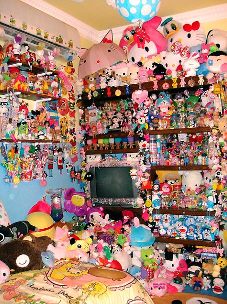 Japanese Interior #3 Chambre Manga, Chambre Kawaii, Chambre Enfant, Paysage  Manga,