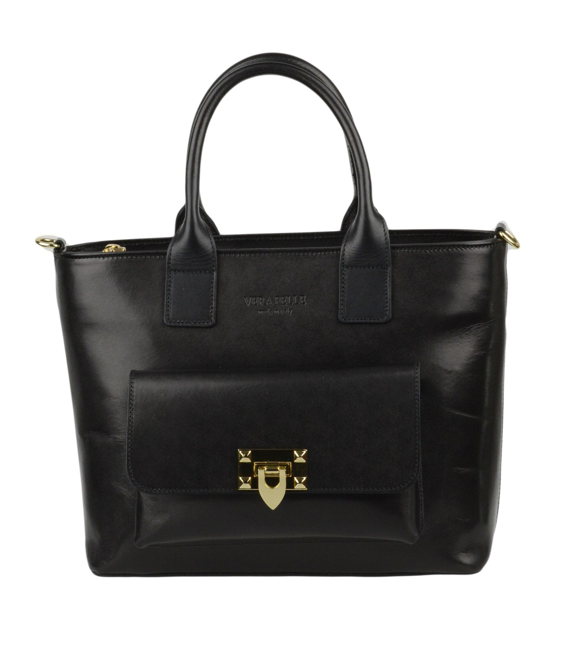 Vera Pelle Torebka Wloska Skora Kuferek 14892 7205708361 Oficjalne Archiwum Allegro Bags Top Handle Bag Fashion