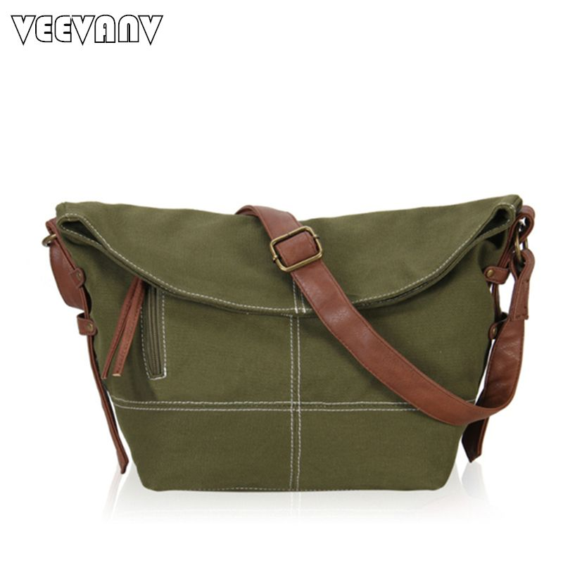 748ab6f79bed 2017 Fashion Postman Bags Vintage Men Messenger Bags Shoulder Briefcase  High Quality Canvas Travel School Crossbody