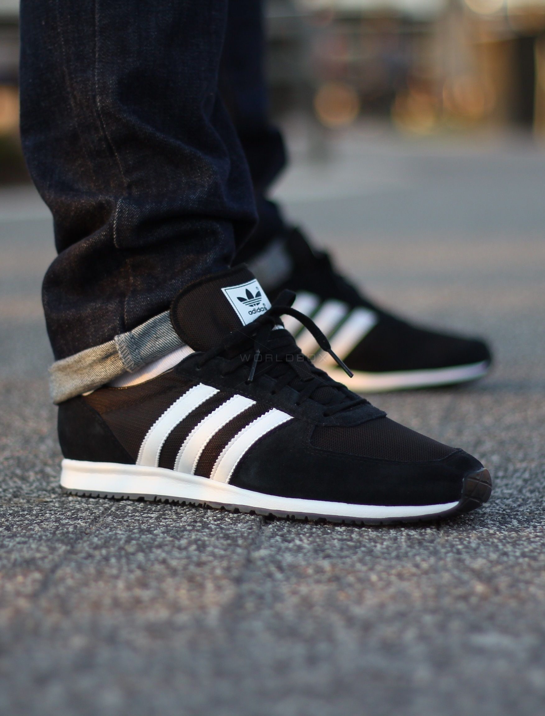 sneakers for cheap 0d6a1 13f06 adidas Originals Adi-Star Black