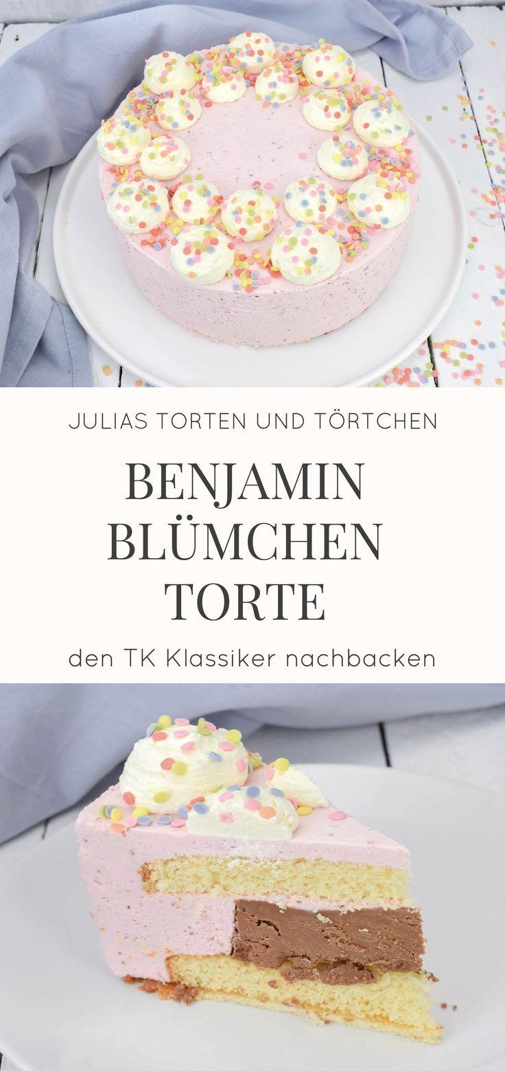 Benjamin Blümchen Torte - Den TK Klassiker nachgebacken #kuchenundtorten