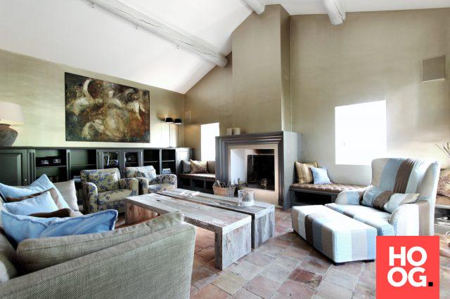 Interieur Ideeen Modern : Modern landelijke interieur woonkamer ideeën living room decor