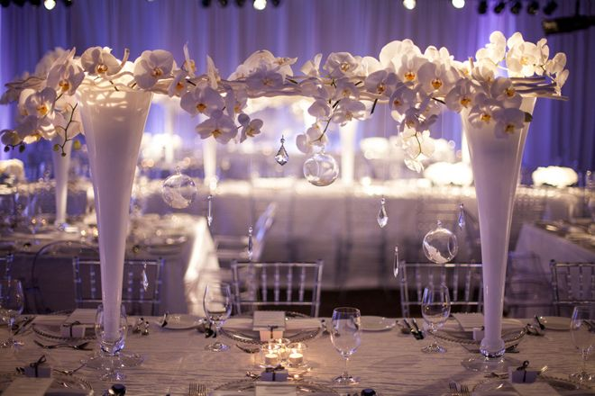 Chic modern wedding centerpieces weddingideas and