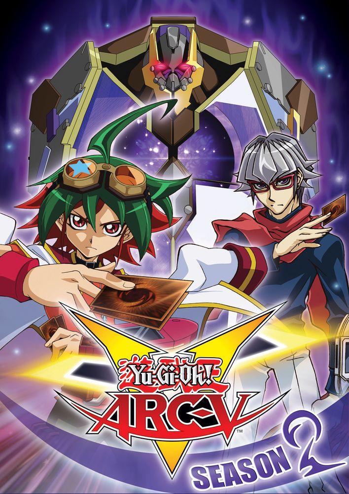 YuGiOh! ArcV Season 2 [DVD] Yugioh, Cool things to