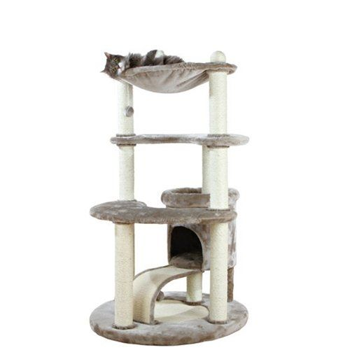 arbre chat et griffoir arbre chat patricia pour. Black Bedroom Furniture Sets. Home Design Ideas