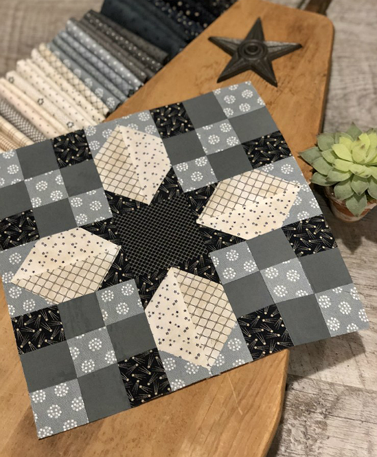 This Block Provides a Lot of Design Options - Quilting Digest