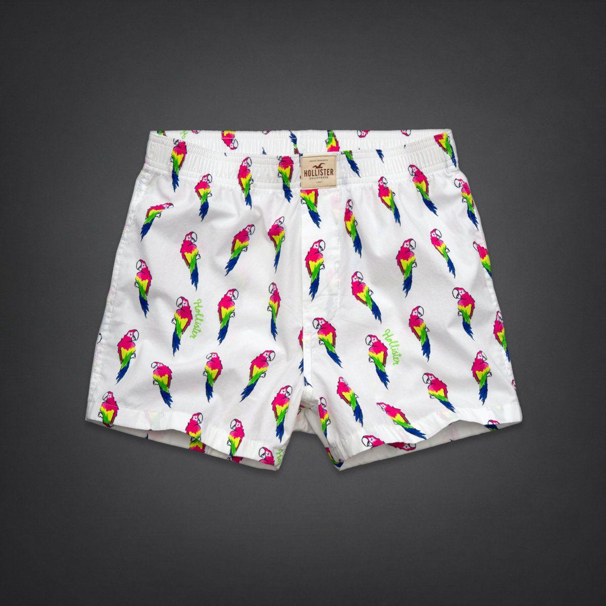 Dudes Faria Beach Boxers   Dudes Underwear   HollisterCo.com