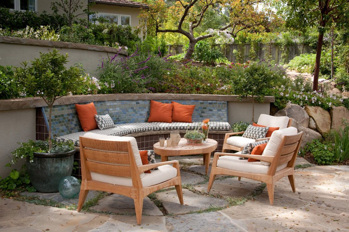 inspirational outdoor rooms for sweet summer living
