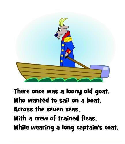 National limerick day 2016: 13 funny poems for kids on edward.