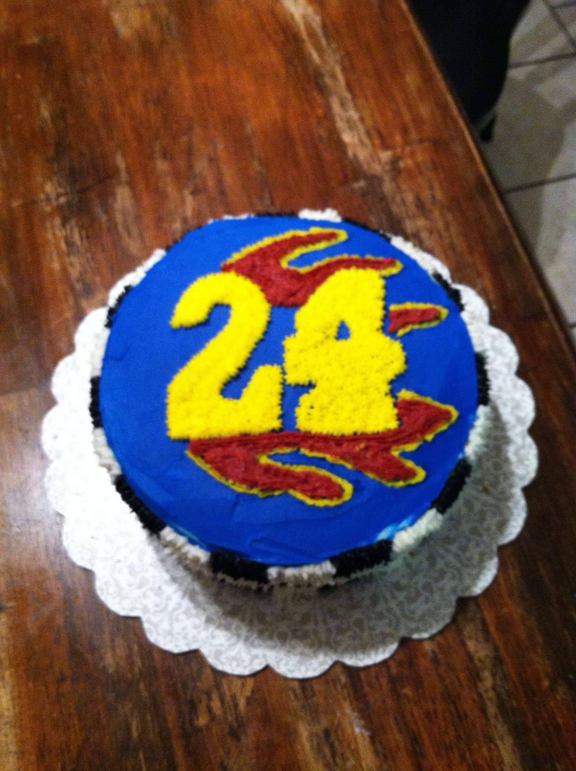 Jeff Gordon Birthday Cake Cookie Decorating Cake Decorating Cake