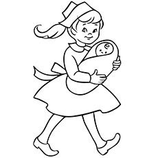 Top 25 Nurse Coloring Pages For Your Little Ones Coloring Books