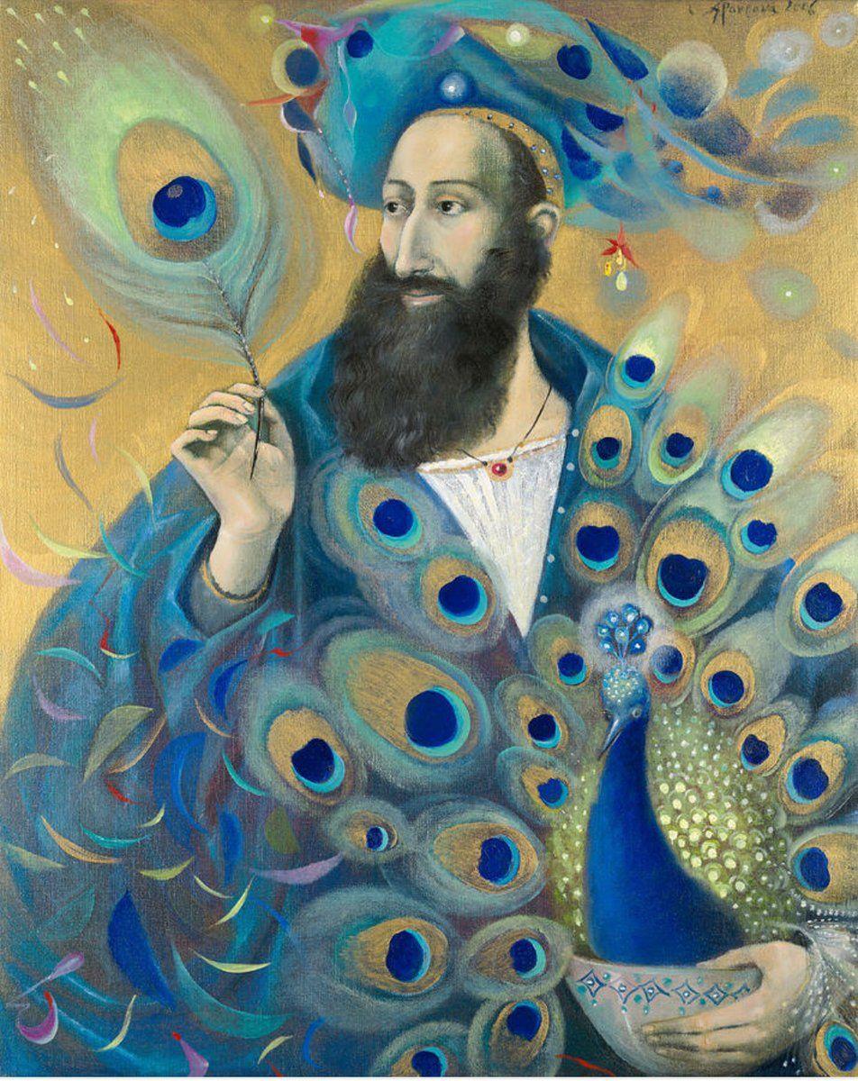 (4) Twitter Painting, Art, Artist
