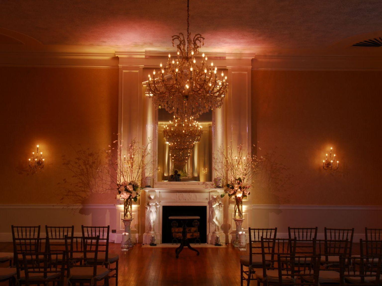 3 West Club Wedding venue costs, Unique wedding venues