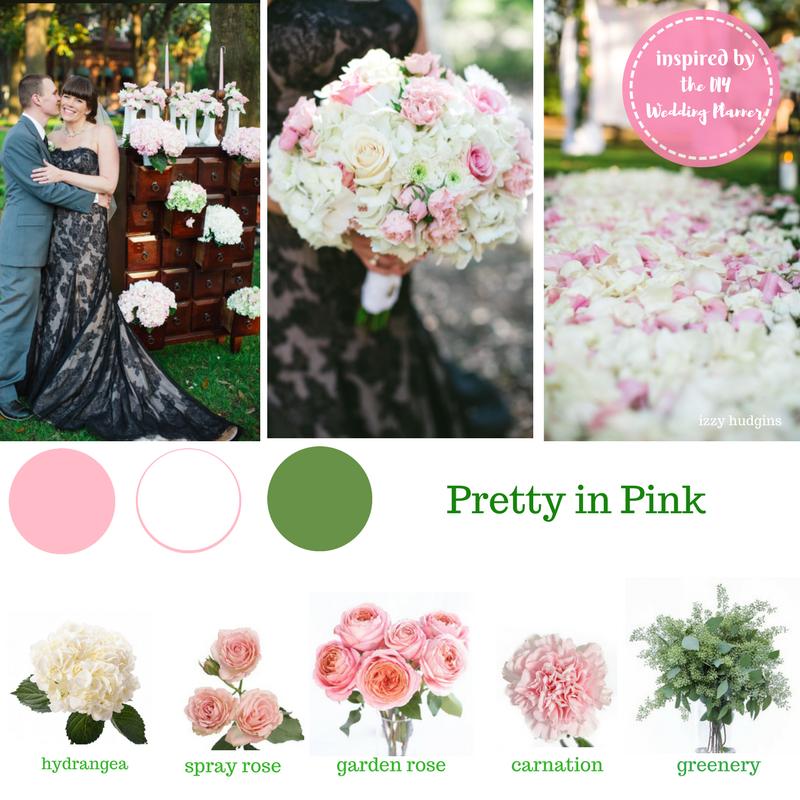 Pink Wedding Flowers Packages Online With Pricing Diy Bouquet