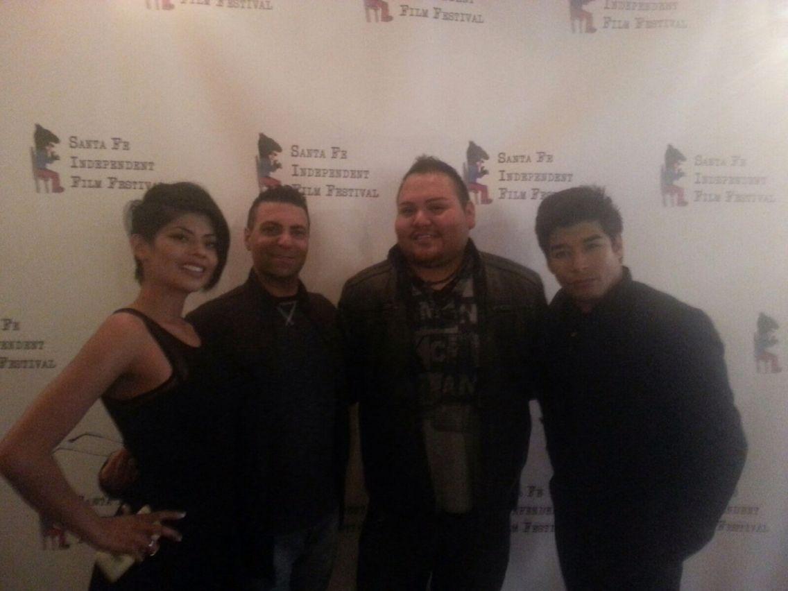 After party at Santa Fe Independent Film Festival.  #stevencuoco #unitedangelsdream