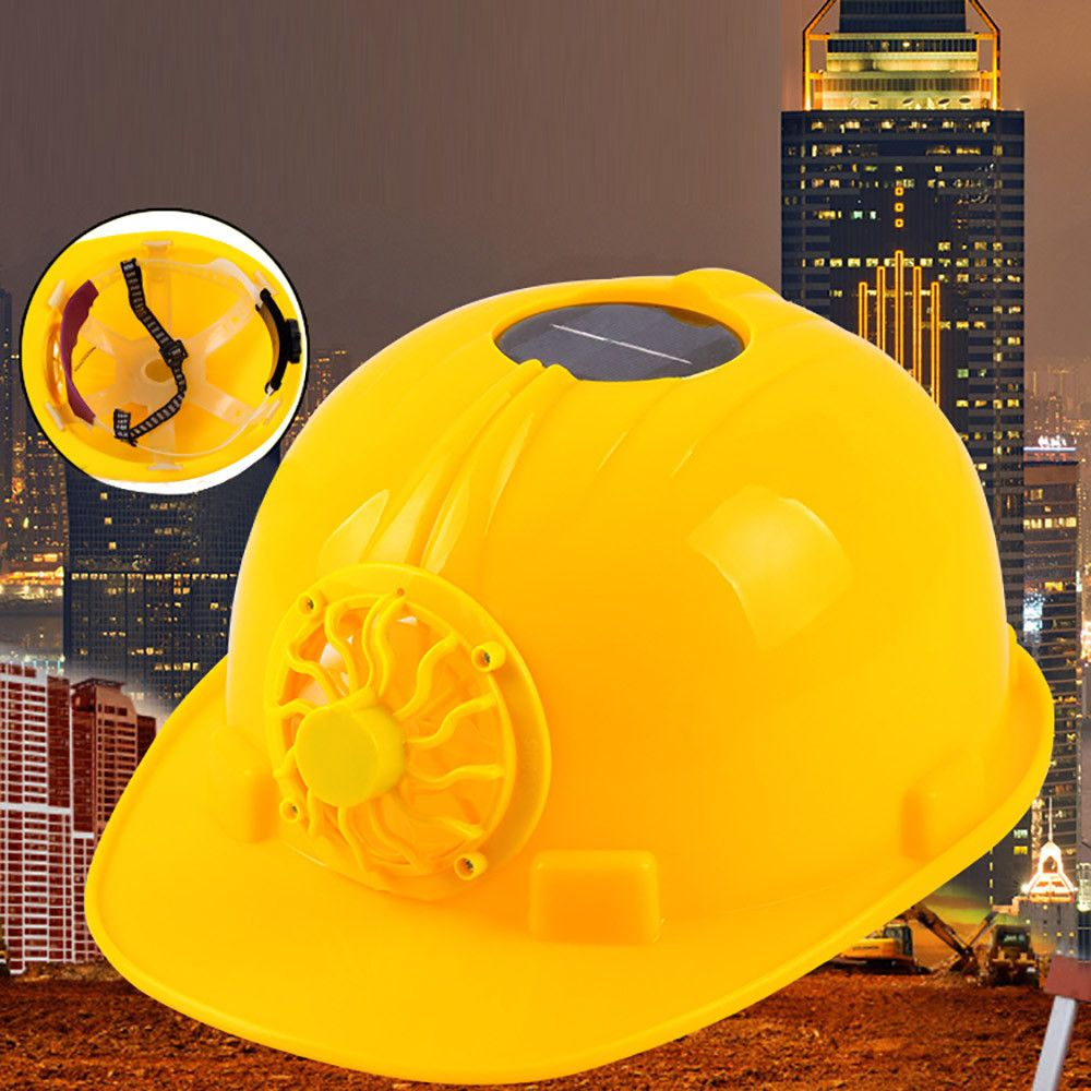 Construction Safety Hard Hats With FanMen Construction