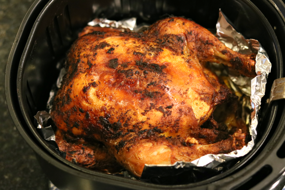 Air Fryer Whole Chicken Recipe Whole Chicken Recipes Keto Recipes Recipes